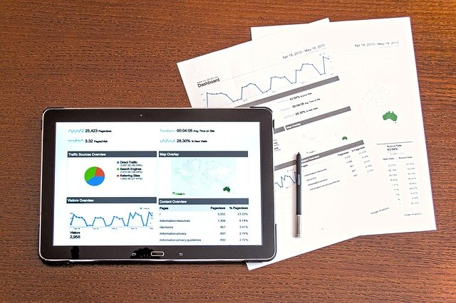 How to Promote A Business Online - Data & Analytics can help Test and Track your Marketing Efforts