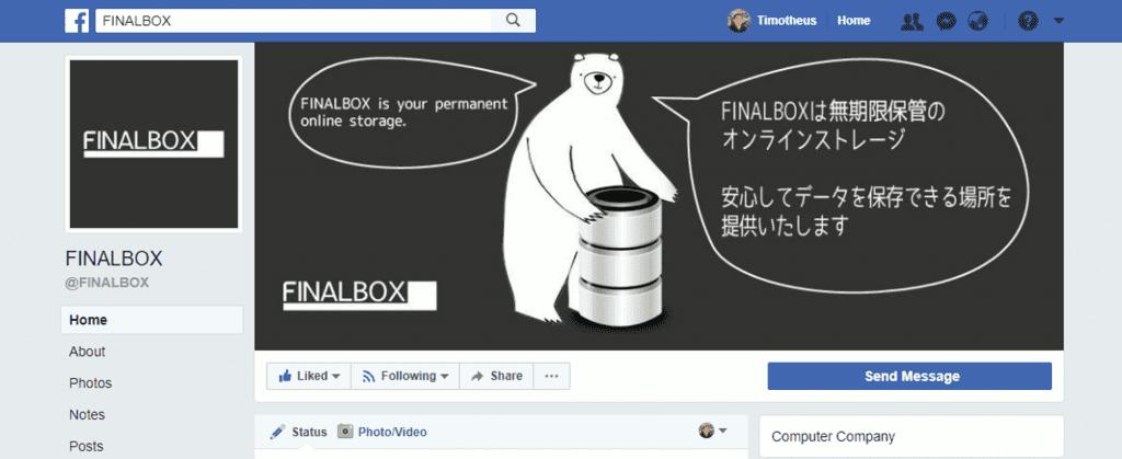 Digital Marketing Consultant Singapore - Portfolio - Facebook Marketing - FinalBox Header
