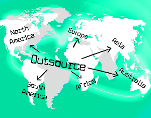 How To Promote Your Business Online - Outsource so that you can focus on your core business