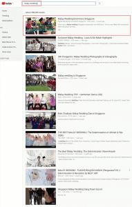 How To Rank On YouTube - Malay Wedding - large