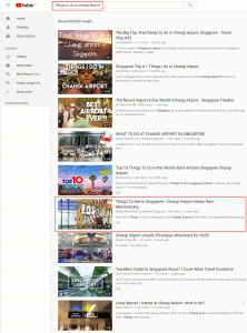 How To Rank On YouTube - Things To Do In Changi Airport - large