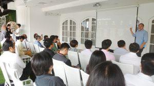 CEO Signature Event - Timotheus presenting 1