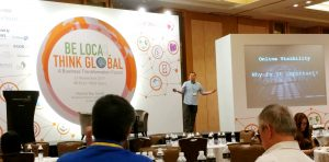 Digital Marketing Consultant in Singapore - Timotheus - at Fuji Xerox Be Local, Think Global - header