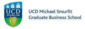 UCD Michael Smurfit Graduate Business School logo